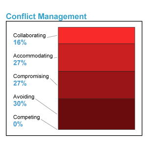 Conflict Management Style Sample